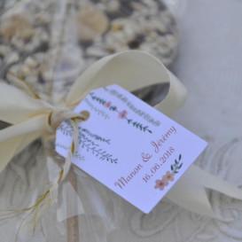 étiquette, mariage, mur végétal, champêtre, papier blanc