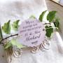 étiquette mariage, monsieur et madame, premier repas, papier blanc